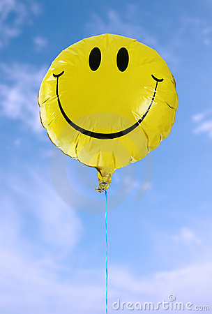 Free Smiley Balloon Royalty Free Stock Images - 1791749