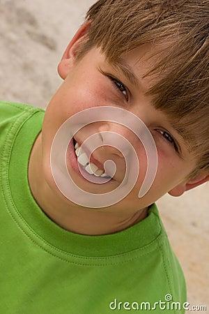 Smiley Boy