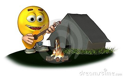 Smiley Camping