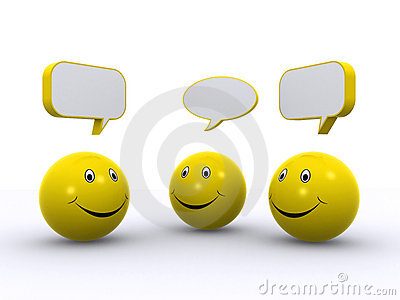 Smiley chat
