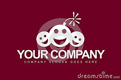 Smiley Faces Logo