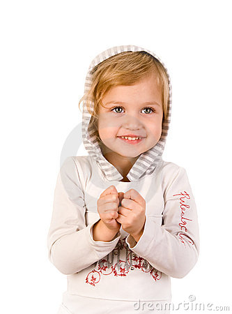 Free Smiley Happy Little Girl Royalty Free Stock Photography - 13119817