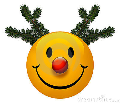 Smiley Holiday Icon