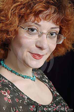 Smiley Redhead
