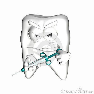 Smiley Tooth - Shot 1