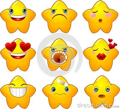 Smileys stars