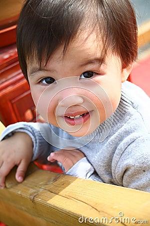 Free Smiling Baby Stock Photo - 23149520