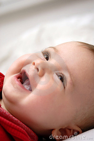 Free Smiling Baby Stock Photography - 6954022