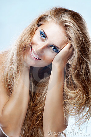 Free Smiling Beautiful Girl Royalty Free Stock Photo - 10465935