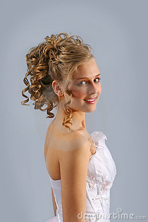 Smiling Bride 4