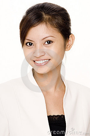 Smiling Businesswoman 5