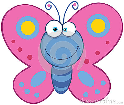 Smiling Butterfly