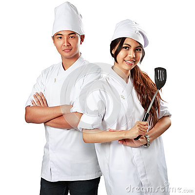 Free Smiling Chef Royalty Free Stock Photography - 39354067