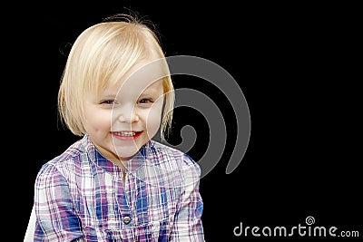 Smiling child