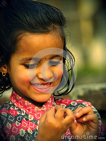 Free Smiling Child Stock Photos - 27892953