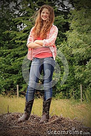 Enjoyable Similiar Pretty Teenage Country Girls Keywords Short Hairstyles Gunalazisus