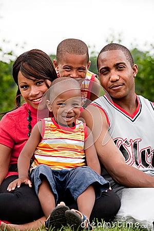 Free Smiling Family Royalty Free Stock Image - 11746866
