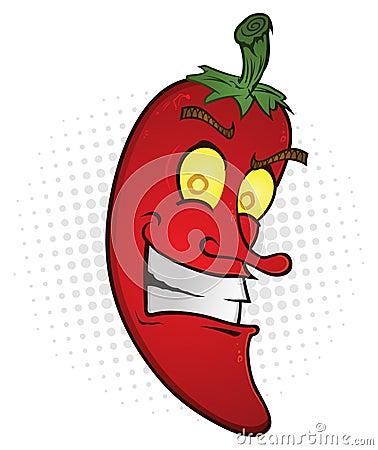 Smiling Hot Pepper