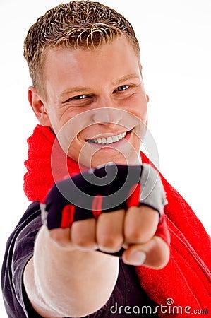 Male gut punching reanimators