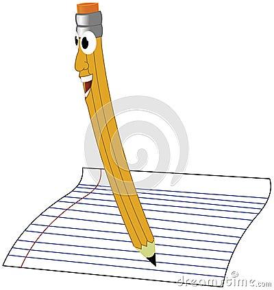 Smiling Pencil
