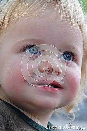 Free Smiling Toddler Boy Royalty Free Stock Image - 6561496