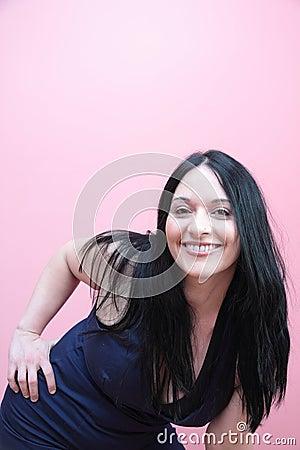 Free Smiling Woman Royalty Free Stock Photo - 14378695