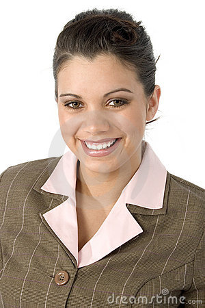 Free Smiling Woman Royalty Free Stock Photography - 812897