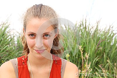 Подросток Smilng