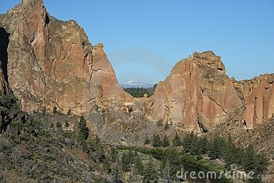 Smith Rock State Park - Terrebonne, Oregon