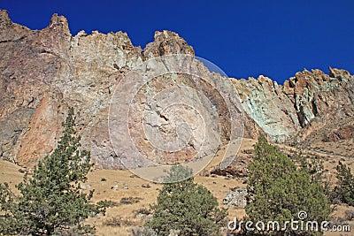 Κρατικό πάρκο βράχου Smith - Terrebonne, Όρεγκον