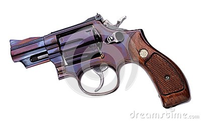 Smith Wesson .357 plotseling