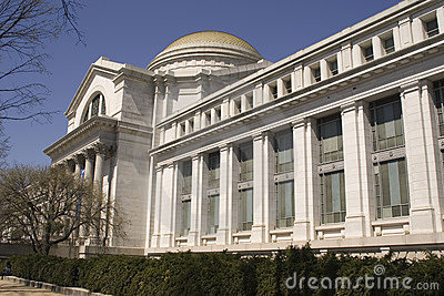 Smithsonian Building- Horizontal