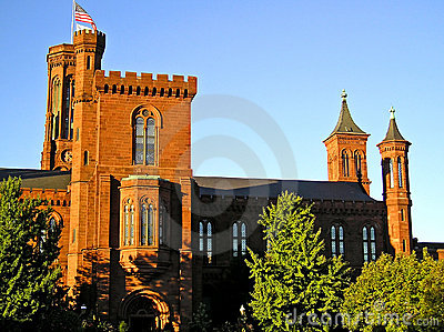 Smithsonian Castle 3 - Washington, DC