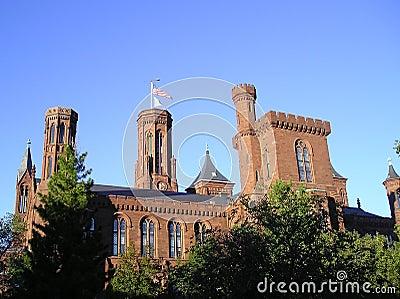 Smithsonian Castle - Washington, DC