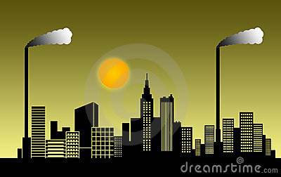 Smog city