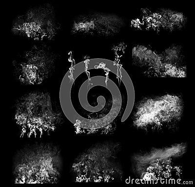 Free Smoke Clouds Stock Image - 23748941