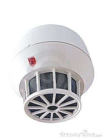 Free Smoke Detector Stock Images - 7808324
