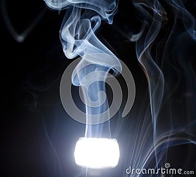 Smoke flare