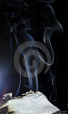 Smoke flare 3