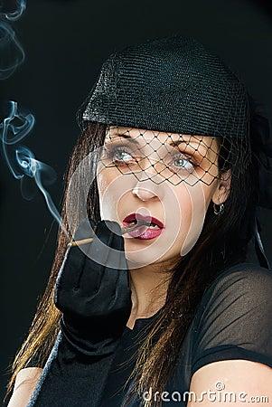 Smoke and meditation