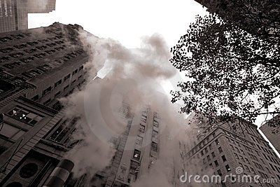 Smoke in New York