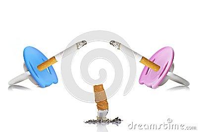 Smoke in pregnancy