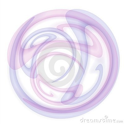 Smoke Rings Opaque Swirls