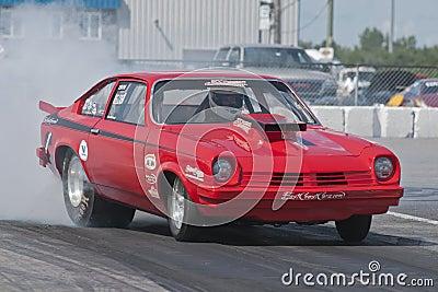 Smoke show Editorial Photography