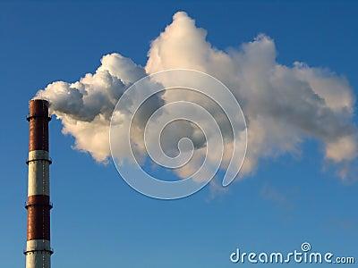 Smoke stack 1