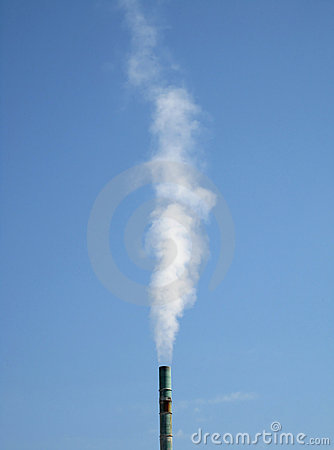 Free Smoke Stack Stock Photo - 15245840
