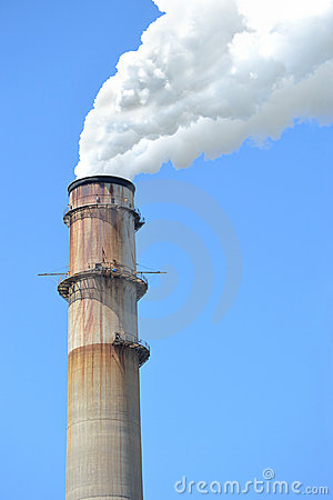 Free Smoke Stack Stock Images - 18965084