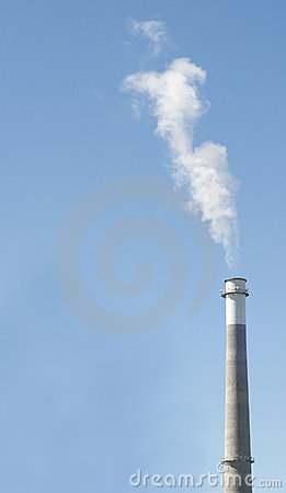 Free Smoke Stack Stock Photos - 21524633