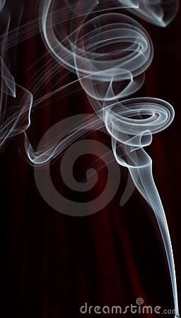 Free Smoke Trail Royalty Free Stock Images - 530839