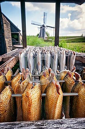 Free Smoked Fish Royalty Free Stock Photo - 45922305